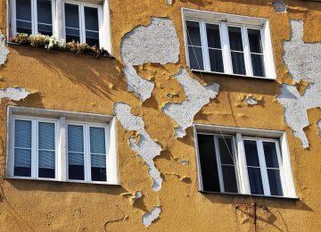Stucco Repair Albuquerque - Residential Building