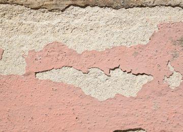 Stucco Repair Albuquerque - Hole